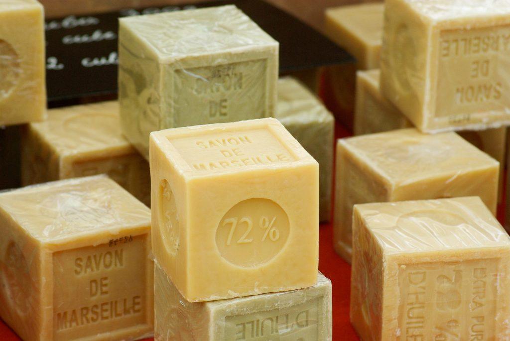 Détachant linge savon de marseille