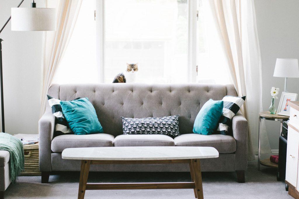 Comment enlever du chewing-gum sur un canapé en tissu?