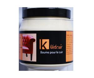 K NETCUIR BAUME cuir nourrit, assouplit et protège