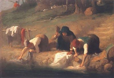 Lavage au moyen âge