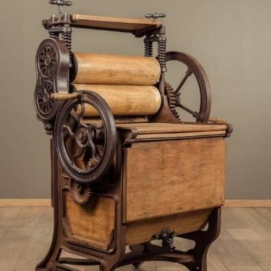 Machine à laver XIXème Siècle